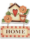 """Aracne Italy """"Banner in stile country, CUORE HOME"""""""