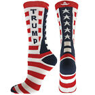 DONALD Crew Socks red white blue TRUMP election 2016 novelty Republican
