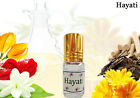 HAYATI, Traditional Arabic Attar, Concentrated Perfume Oil Free of Alcohol !!