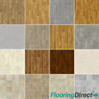 Wood Plank Vinyl Flooring Tile Effect Quality Lino Anti-Slip Kitchen Bathroom