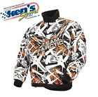 ARCTIC CAT Men's Orange FREEZONE Snowmobile Jacket 5240-19_
