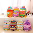 Japanese Craftholic Soft Cute Plush Doll Backpack School Bag Kid's birthday gift