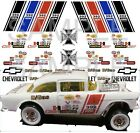 Gasser water slide decals 1:24 or 1:32 scale decal sheet custom