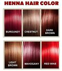 Henna Hair Color - Home Remedy for Soft and Lustrous Hair - 100% Premium Quality