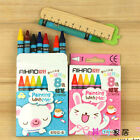 5 Box Children Kids Painting Drawing Crayon 8 Color Pen Birthday Party Gift Set