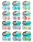 """TOMMEE TIPPEE REIHE """"ANYTIME"""" SCHNULLER 6-18M 2 IN PACKUNG JUNGEN/"""