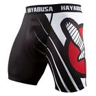 Hayabusa Recast Compression Shorts Black White