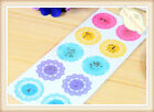 Small Circle Stickers Craft Envelope Seals Labels Birthday Party Wedding Gift