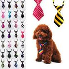 Adjustable Pet Dog Cat Grooming Necktie Collar Tie Cute Charming Knot Neckties