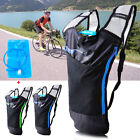 New 5L Bike Bicycle Hydration Pack Backpack + 2L Water Bag Camelbak Cycle Hiking