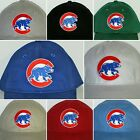 Chicago Cubs Polo Style Cap ⚾️Hat ⚾️CLASSIC MLB PATCH/LOGO ⚾️8 Cool Colors ⚾️NEW on Ebay