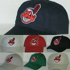 Cleveland Indians Polo Style Cap ⚾Hat ⚾CLASSIC MLB PATCH/LOGO ⚾7 HOT COLORS ⚾NEW on Ebay