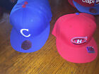 New Adult Mitchell & Ness NHL Montreal Canadiens Fitted Hat 3 Sizes $14.21 USD on eBay