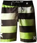 Hurley Kids Sizes 10 and 20 Technicolor Board Shorts Boardshorts Blurred Lines