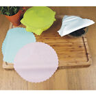 3PCS Reusable Silicone Wraps Seal Cover Covers for Bowls Storage Keep Food Fresh