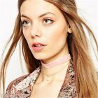 GIFT Women Girls Fashion Exaggerated Pearl Punk Lolita Sweater Chain Necklace