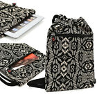 10 inch Tablet Protective Drawstring Tribal Print Backpack Case Cover BGPS6
