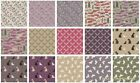 A Walk In The Glen by Lewis & Irene 100% Cotton Fabric Thistle Check Dog Quilts