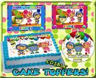 skylander printable images - Team Umizoomi Birthday cake topper Edible picture image FROSTING SHEET paper
