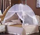 Hight QC Bedding Canopy Mosquito Net Tent For All Bed Size 3 Colors