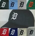 Detroit Tigers Polo Style Cap ~Hat ✨CLASSIC MLB PATCH/LOGO ✨14 HOT COLORS ✨NEW on Ebay