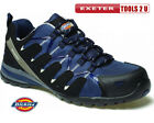 Dickies Tiber Safety Trainer FC23530 Navy Blue