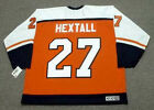 RON HEXTALL Philadelphia Flyers 1987 CCM Throwback Away NHL Hockey Jersey
