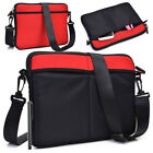 Universal 10 - 12 Inch Tablet Sleeve and Shoulder Bag Case Cover 2-in-1 NDR2-1