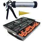 BOILIE ROLLING TABLE CARP FISHING BOILIES 16mm OR 20mm + BOILIE GUN & FUNNEL