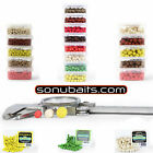 sonubaits 5mm (Mini), 7mm & 9mm (Baggin) BAND'UMS in vers. Aromen (100g=8,25€)
