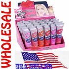 6 Colors Romantic Bear Lip Wow Gloss TATTOO Magic Peel Mask Tint Long Lasting