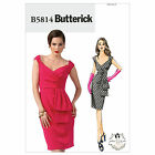 Butterick Retro 5814 50s 60s Patterns by Gertie Dress Vintage Retro Sewing B5814