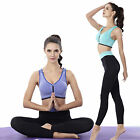 Fashion Women Sportswear Padded Bra Tank Top Fitness Yoga Sports Athletic Vest