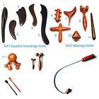 MASSAGE TOOLS GUASHA BODY MASSAGER THAI SPA REFLEXOLOGY TRIGGER POINT THERAPY