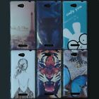 1x New back hard Case cover for Sony Xperia C S39h C2305 C2304