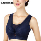 Sports Type Women Sexy C D Cup Bras With Mesh Underwire