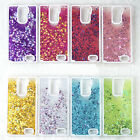 New Hot Sales Liquid Glitter Sparkly Stars Bling Case Cover For OPPO Cell Phones