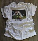 Funny GOAT clothing TEE T-SHIRT great gift! Got Grass? Crazy Goat Lady with KIDS
