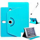 "Universal PU Leather Folio Cover Case Stand For 7"" 8"" 10.1"" Acer Iconia Tablet"