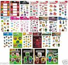 Sticker Pack Selection OFFICIAL Birthday Christmas Gift Kid's Children's Present