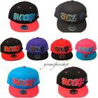 Swag snapback caps, flat peak baseball hats, mens & ladies hip hop fresh street