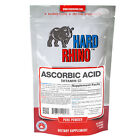 Ascorbic Acid (Vitamin C) Powder Hard Rhino Supplements