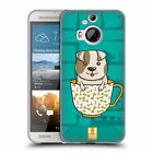 HEAD CASE DESIGNS TEACUP PETS SOFT GEL CASE FOR HTC PHONES 2