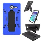 Impact Heavy Duty Hybrid Stand Case Cover for Alcatel Onetouch Pop 7 LTE 9015W