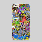 Pokemon Go Collage Monsters Phone Case Cover