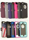 New Defender Case With Belt Clip&Build In Screen Protector For iPhone 6& 6S Plus