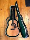 Martin D-16RGT Acoustic Guitar Rosewood with Electric Bridge Pickup + Hard Case