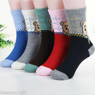 GIFT Cute Cartoon Children Girl Boy High Hosiery Socks Cotton CVC Stockings