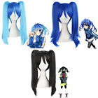 50cm 2 Ponytails KAGEROU PROJECT Enomoto Takane 3 Colors Cosplay Anime Wig + Net