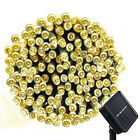 200 LEDs Waterproof Solar Powered 8 Lighting Modes Starry String Fairy Lights
